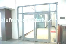 cool commercial glass entry doors front glass doors for aluminum and glass entry doors medium