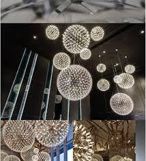 chandelier lights moooi raimond firework led chandelier fixture stainless steel ball chandelier lights lighting for dining rooms
