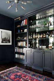house bar furniture. View In Gallery Stylish Black Home Bar House Furniture