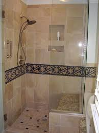 pinterest bathroom showers. and mosaic border also new replaced the old jacuzzi tub my pinterest bathroom showers shower