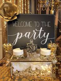 full size of birthday party decor beautifully decorated golden jubilee birthday with balloons and cake