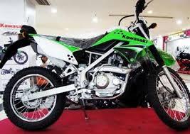 """Cash/Kredit Motor Kawasaki Sport Dan Trail """" Ready-Stock """""""