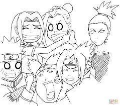 Naruto 697 Vs Sasuke Coloring Page Uchiha From Pages