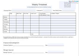 Timesheets Sample 10 Best Timesheet Templates To Track Work Hours