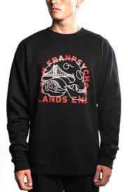 Lands End Jacket Size Chart Lands End Crewneck