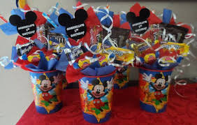 mickey mouse clubhouse kids candy party
