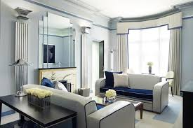 Art Deco Living Room Extraordinary Claridge's London The Chic Lounge In The Linley Suite Exudes The