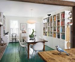 Green Floor Kitchen Boston Remodelista Green Linoleum Flooring In Kitchen