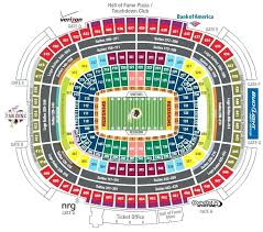 Washington Redskins Seating Mbamarketing Com Co