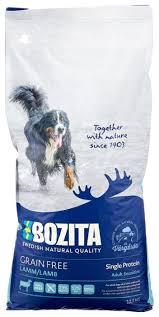 <b>Корм</b> для собак <b>Bozita Grain</b> Free Lamb — купить по выгодной ...