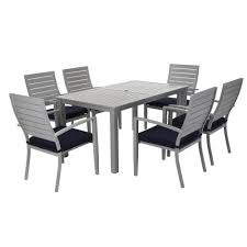 full size of cosco outdoor living 7 piece blue veil brushed aluminum patio cosco outdoor living