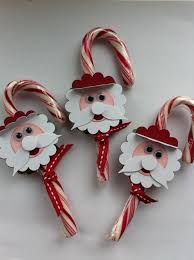 Easy Christmas Crafts  Candy Cane Reindeer  One Hundred Dollars Christmas Crafts Using Candy Canes