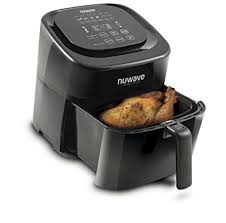 air fryer vs nuwave. Delighful Air NuWave Brio Black 6 Quart Digital Air Fryer With Vs Nuwave W