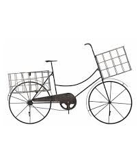 >basket bicycle wall d cor zulily basket bicycle wall d cor