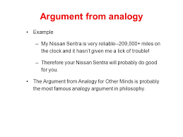 argument by analogy essay examples   essay for youargument by analogy essay examples