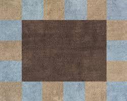 boy baby kids floor rug for sweet jojo designs blue and brown soho bedding sets