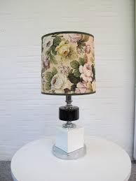 Lamp Raak Amsterdam Stijl Chroom Zwart Wit Kramieken Tafellamp Uit