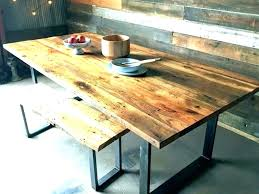 best wood for table top stunning round rustic 48 30 x