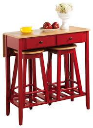 Kitchen Island Carts With Stools beachcrest home byron kitchen