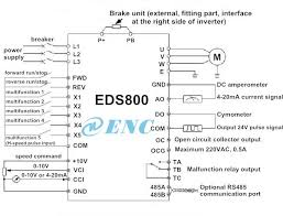 inexpensive single phase 220v 0 2~1 5kw and three phase 380v 0 75 basic running wiring diagram inexpensive single phase 220v