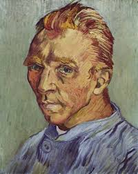 most famous paintings self portrait without beard by vincent van gogh