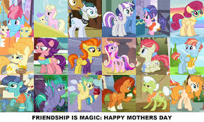 Examples Of Mothers From My Little Pony Friendship Is Magic Cup