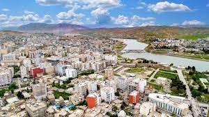 Cizre'de 49.1 derece ile sıcaklık rekoru kırıldı