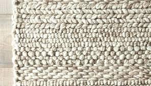 nuloom jute rug handmade natural fiber braided reversible 5 x 8 rigo reviews