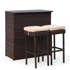 Bar Stools  Outdoor Wicker Bar Stools Canada Outdoor Wicker Bar Outdoor Wicker Bar Furniture