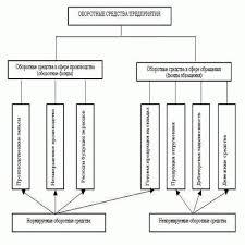Схемы классификации оборотных средств предприятия Финансы  Схема классификации оборотных средств предприятия по нормируемости ‹