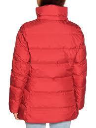 Tommy Hilfiger Nani Down Jacket Red Dress For Less Outlet