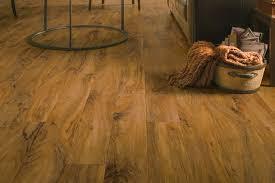 Wood Look Basement Flooring   U2050