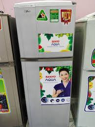 Thanh lý tủ lạnh Sanyo 160l + Tủ vận... - Máy giặt, tủ lạnh cũ giá rẻ Biên  Hòa