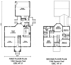 corner lot house plans. House Plan PDF: Corner Lot Plans T