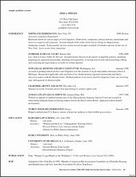 Harvard Resume Template Classy Resume Templates Harvard Template Dellecave For Format Sraddme