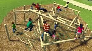 Playground Design Natural Play Playground Design Example