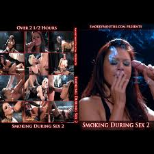 Smoking Fetish DVDs Valentina Smoking During Sex 10