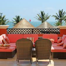 outdoor furniture trends. Colorful Cushions Patio Furniture Outdoor Trends Y