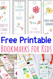 These free printable bookmarks make a great incentive for meeting reading milestones, or another celebration of reading at your school! Printable Bookmarks For Kids Views From A Step Stool