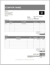 Handyman Invoices Theg Reen