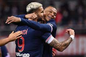 Video: Icardi and Mbappe Score Back-to-Back Quick Goals to Give PSG a  Commanding 4-0 Lead Over Montpellier - PSG Talk