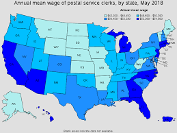 Usps Wage Chart Postal Service Clerks