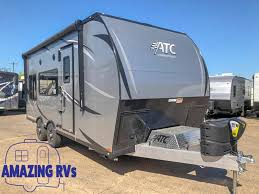 2019 atc trailers aluminum toy hauler 8 5 x 20 houston tx