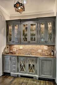rustic cabinets. Shades Of Slate Gray Cabinets Rustic G