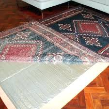 heated rug pad heated area