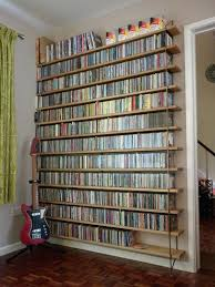 wall mounted cd rack shelves wall mounted cd rack storage