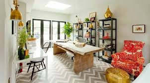 Hgtv Dining Room Interesting Office Dining Room Combination By HGTV Designer Genevieve Garder I