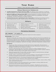 Sample Hr Generalist Resume Resume Sample Hr Luxury Sample Hr Generalist Resume Davecarterme 39
