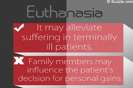 pros and cons of euthanasia the right to die or kill