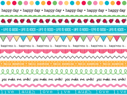 Labels With Border Discontinued Weve Got Your Border Bright